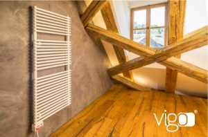VIGO EHR - Električni radiatorji za kopalnico