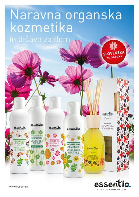 Naravna organska kozmetika in dišave za dom